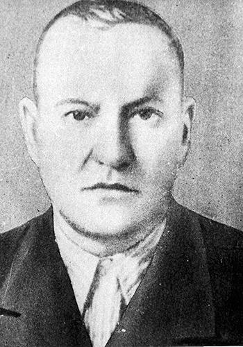 Антон Сипко – председатель Шумилинского райисполкома, один из организаторов партизанского движения на Витебщине