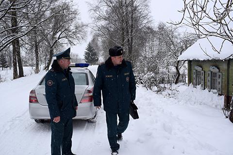 Работа Шумилинского РОЧС направлена на предупреждение пожаров и других ЧС