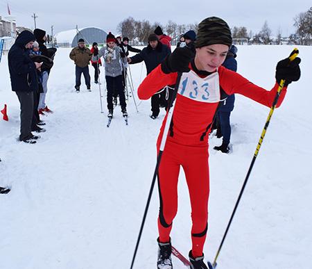 «Снежный снайпер» собрал в Шумилино более 50 юных спортсменов