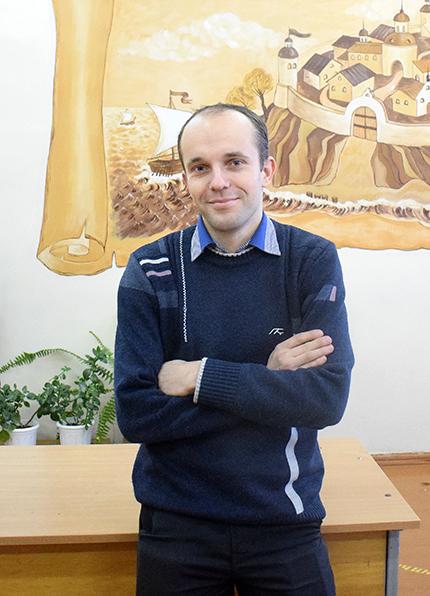 Павел Гусакоў любіць сваю работу і Акуніна