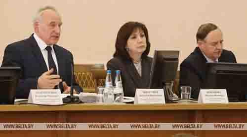 Кочанова: дело чести для всех нас – сдвинуть ситуацию по Оршанскому району с мертвой точки