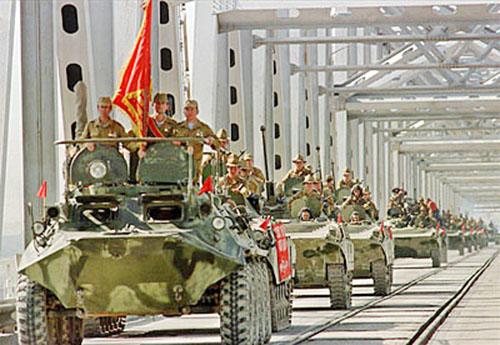 15 лютага – Дзень памяці воінаў-інтэрнацыяналістаў!