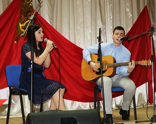 В Шумилино прошел районный этап конкурса «Песни юности наших отцов»