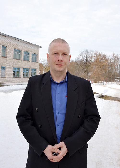 Доска почёта Шумилинского района: Юрий Танасиенко