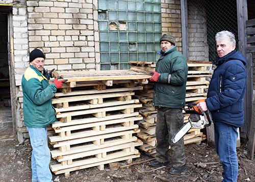 Служба бытового обслуживания Шумилинского района ищет новые направления работы