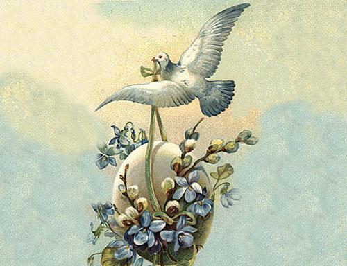21 красавіка – Вялікдзень (па календары каталіцкай канфесіі)