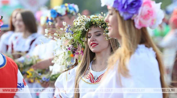 Праздник «Купалье» в Александрии объединит участников из 7 стран