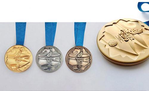 Прэзентавалі медалі II Еўрапейскіх гульняў