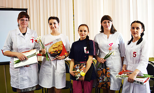 В Шумилино выбрали лучшую медсестру
