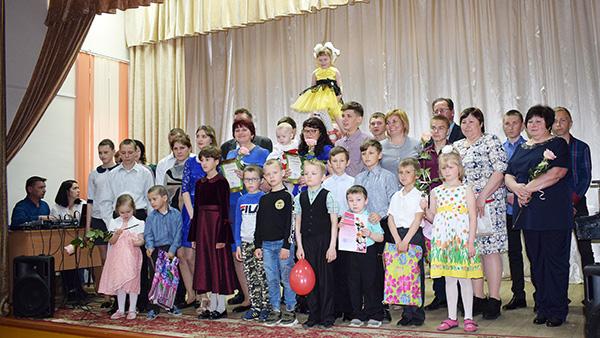 В Шумилино прошёл конкурс замещающих семей «Счастливы вместе»
