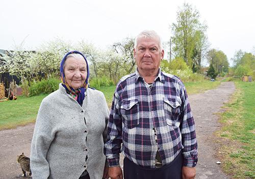 Андрей Данилович и Мария Григорьевна Лапоуховы прошли совместную жизненную дорогу длиною в 60 лет. А вам слабо?