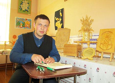 Максим Пашкевич дорос до персональной выставки