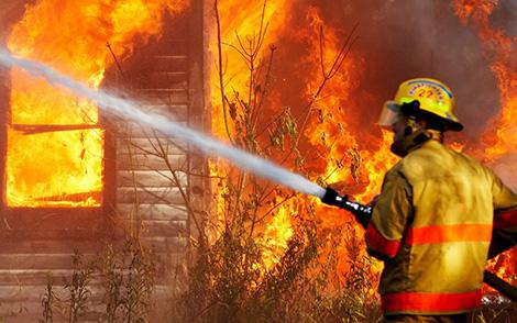 10 пожаров случилось на территории Шумилинского района в этом году