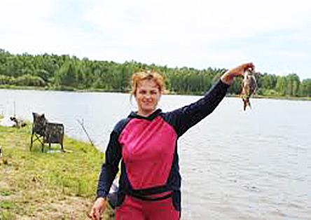 22 июня на озере Мурожницкое (Язвино) будет большая рыбалка. Организатор – районное объединение профсоюзов