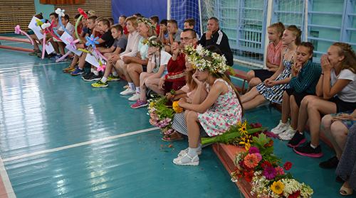 Отдых и спорт – шумилинский спортивный лагерь «Старт» торжественно закрыл летний сезон