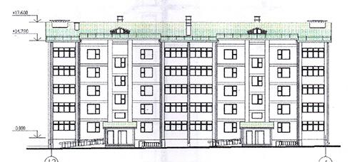Проводятся общественные обсуждения по строительству 40-квартирного жилого дома по пер. Угневенка, д. 5  г. п. Шумилино
