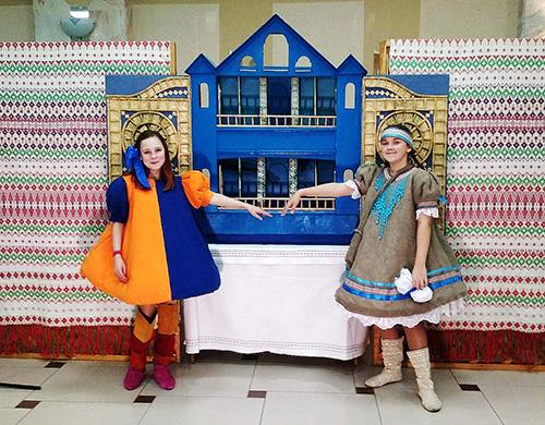 Шумилинский районный дом ремёсел приглашает школьников на кружки