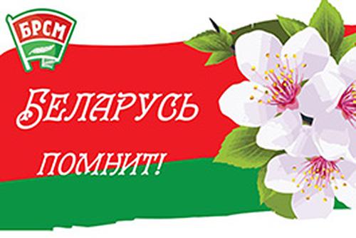 Активисты БРСМ собирают деньги на реставрацию Аллеи Героев Советского Союза в Шумилино