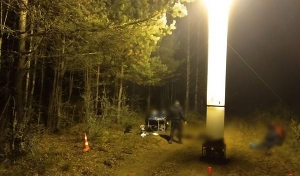 Убийство мужчины в Шумилинском районе: возбуждено уголовное дело