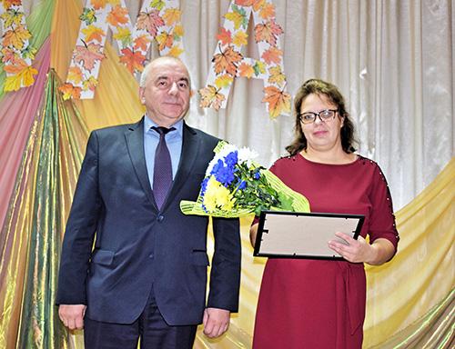 В Шумилино прошли торжества в честь Дня матери