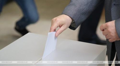 На выборах в Беларуси на 10.00 проголосовали около 39% избирателей