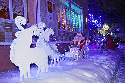 В Шумилинском районе объявлено «Новогоднее настроение»